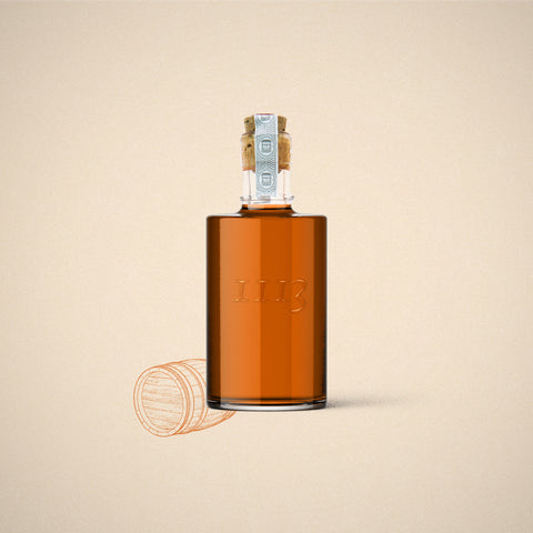 Single Malt Whiskey Fass II (2017-2020) 500 ml
