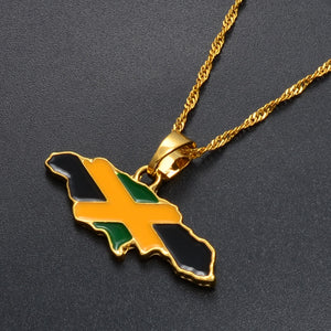 Jamaica Pride Necklace