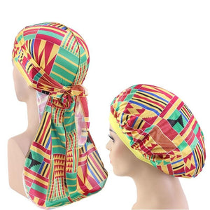 AfriBonnet and Durag set