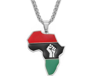 Pan-African Pride Necklace