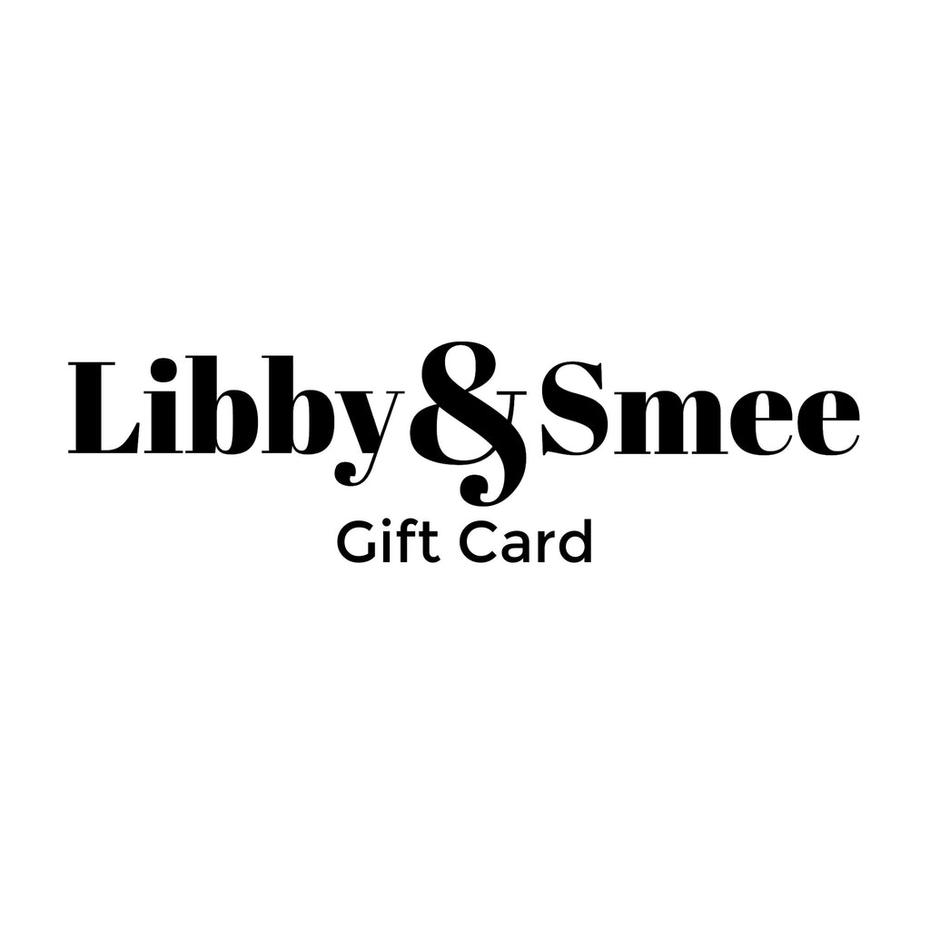 Libby & Smee Gift Card