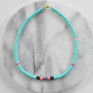 Heishi Bead Necklaces