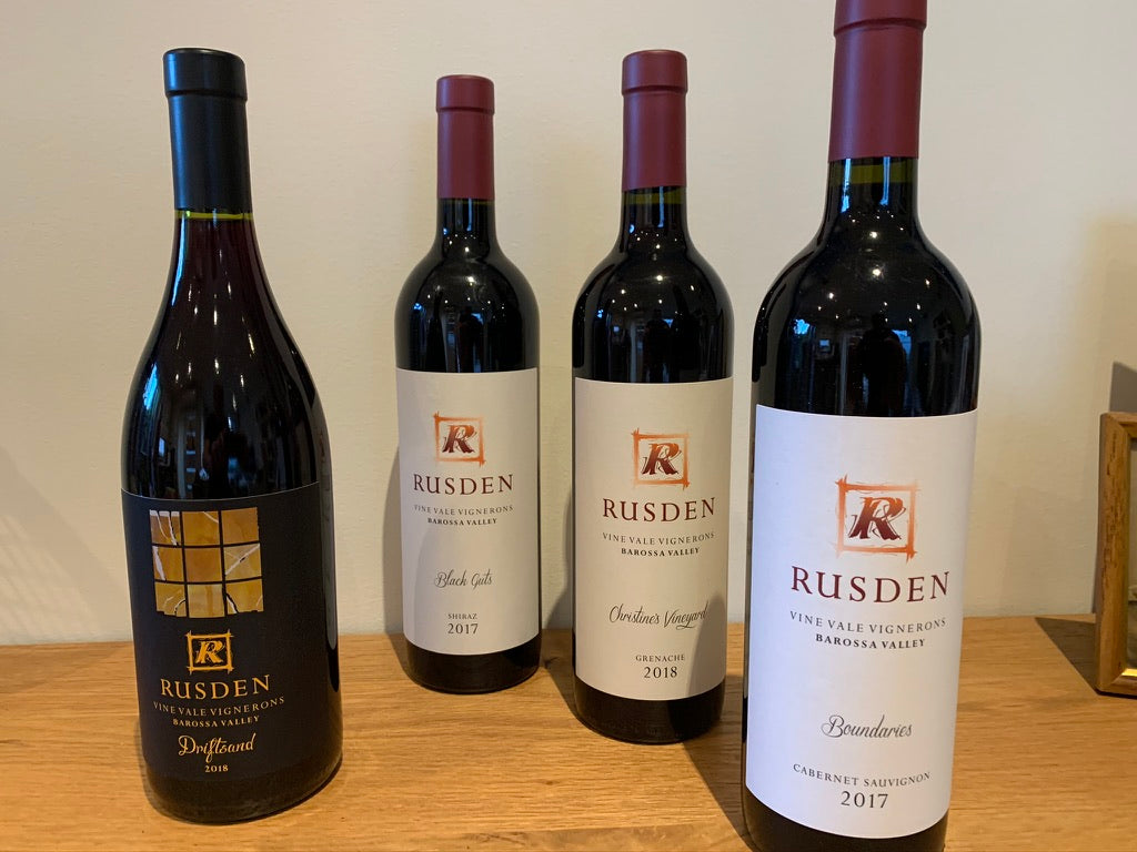 Rusden Wines - Christian Canute August 8th - 5pm