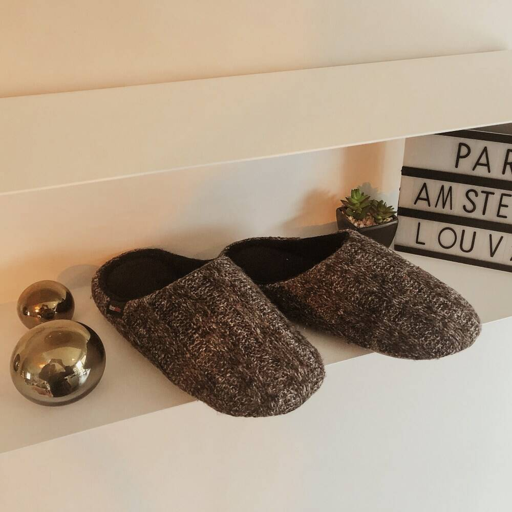 VeraCosy Cashmere slippers