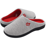 Ladies' VeraCosy Two-Tone Memory Foam Slippers