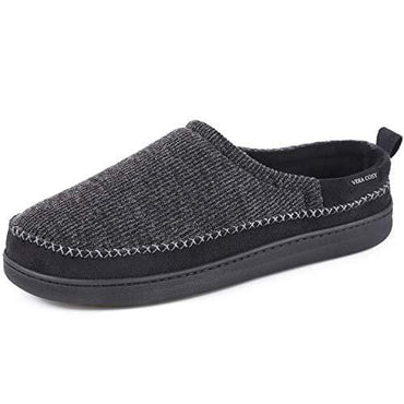 Men's VeraCosy Cotton Knit Terry Lined Lofars Slippers