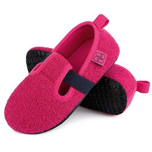 Kids' VeraCosy Lightweight Elastic Strap Toddlers Slippers
