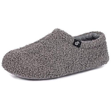 Ladies' VeraCosy Fuzzy Curly Fur House Shoes