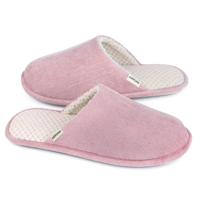 Women's EverFoams Original Corduroy Memory Foam Slippers