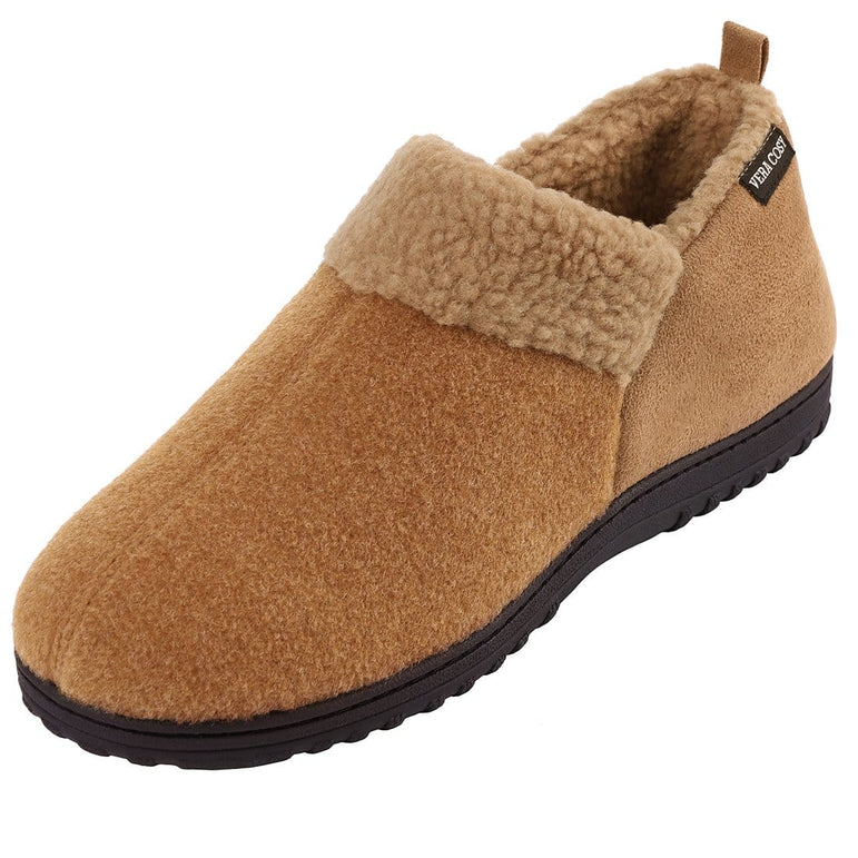 Men's VeraCosy Fur Felt Fleece Lofars Slippers