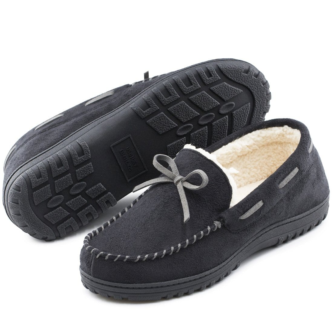Men's VeraCosy Faux Wool Lined Moccasins