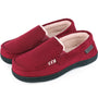 Women's VeraCosy Comfy Suede Memory Foam Moccasin Slippers