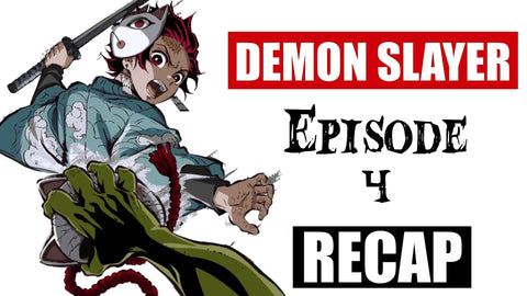 Demon Slayer Episode 4