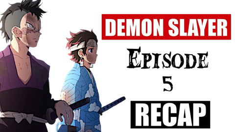 Demon Slayer Episode 5
