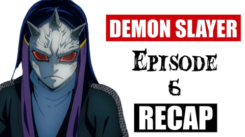Demon Slayer Episode 6