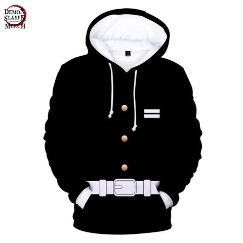 Demon Slayer Corps Uniform Hoodie