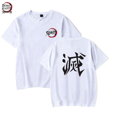 Demon Slayer Destroy Kanji Shirt