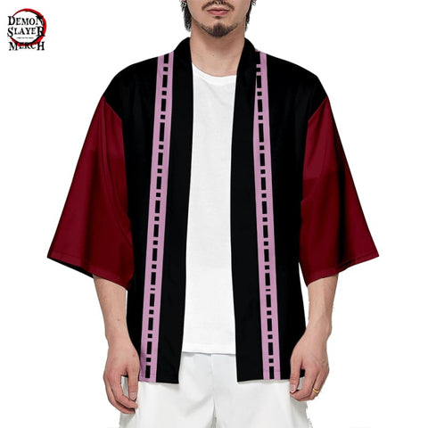 Demon Slayer Doma Haori