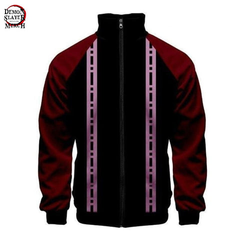 Demon Slayer Doma Jacket