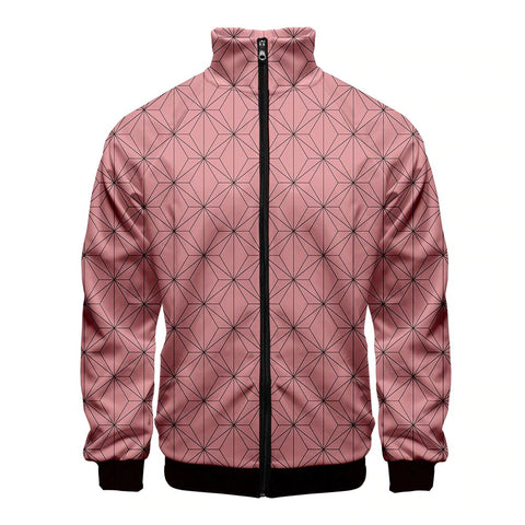 Demon Slayer Streetwear <br>Nezuko Track Jacket