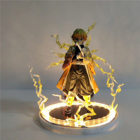 Demon Slayer Lamp <br>Zenitsu Led
