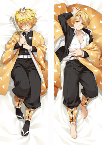 Demon Slayer Body Pillow <br>Zenitsu
