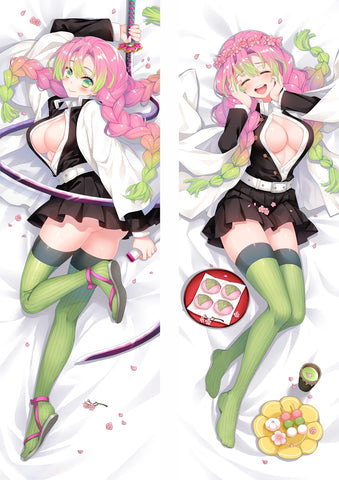 Demon Slayer Body Pillow <br>Mitsuri Kanroji