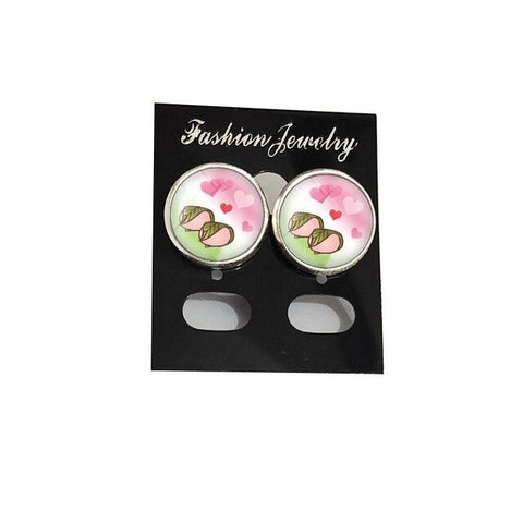 Demon Slayer Stud Earrings <br>Mitsuri