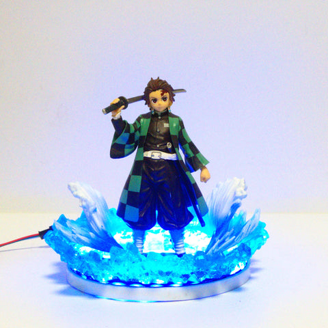 Demon Slayer Lamp <br>Tanjiro Led Figure