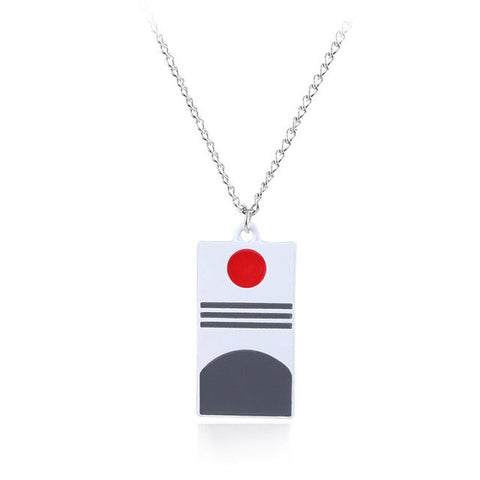 Demon Slayer Necklace <br>Hanafuda
