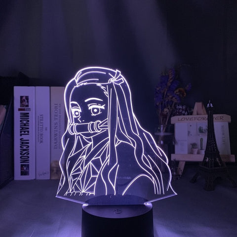 Demon Slayer Lamp <br>Nezuko Kamado