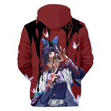Demon Slayer Hoodie <br>Shinobu Death