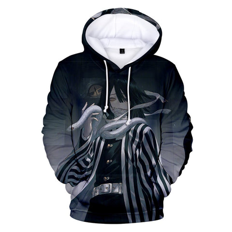 Demon Slayer Hoodie <br>Serpent Hashira