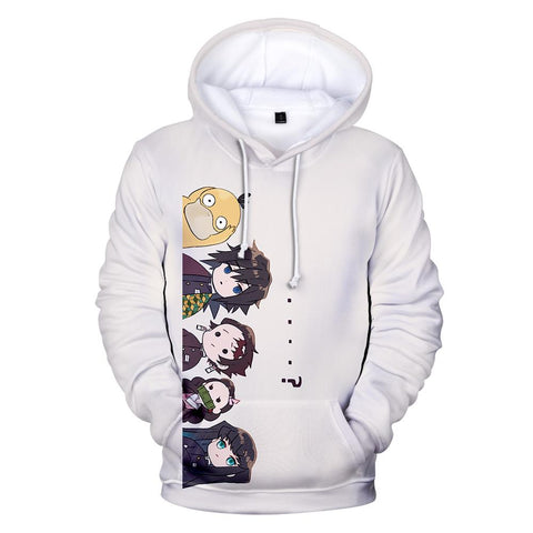 Demon Slayer Hoodie <br>Pokemon Crossover