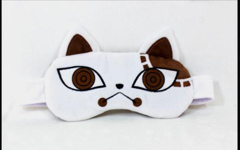 Demon Slayer Sleep Mask <br>Tanjiro