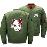 Demon Slayer Bomber Jacket