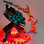 Demon Slayer Lamp <br>Tanjiro Led