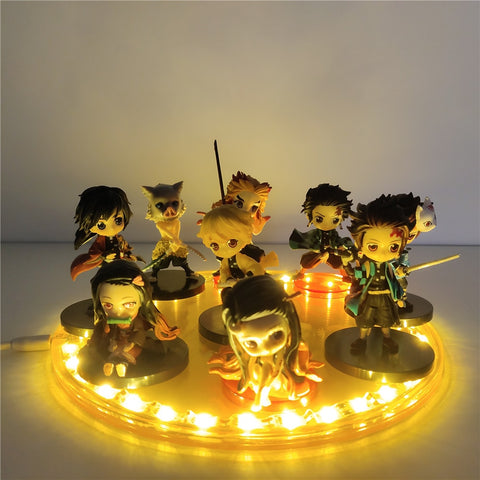 Demon Slayer Led Lamp <br>All Characters