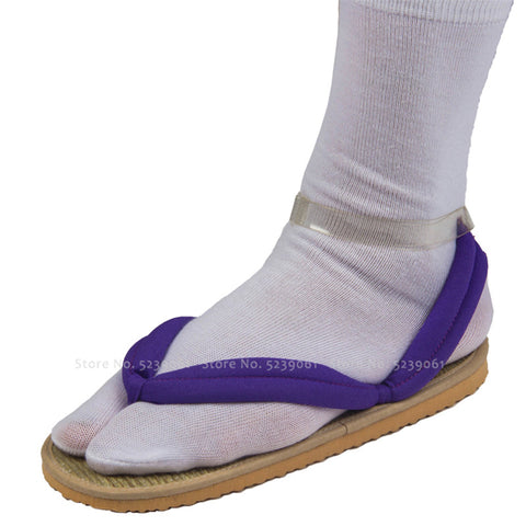 Demon Slayer Geta <br>Shinobu Sandals