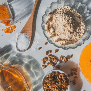How to make our DIY Doggy Cupcakes