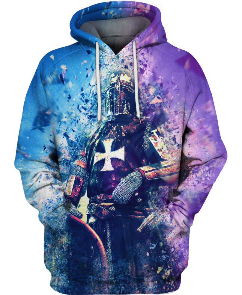 Glorious Fragment Knight Hoodie