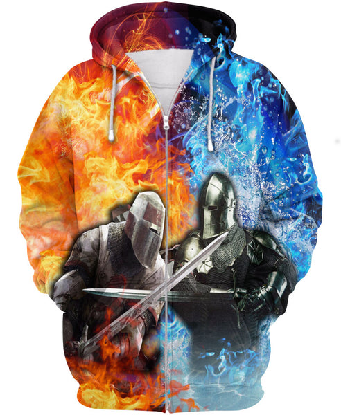 Fighting Knights Hoodie