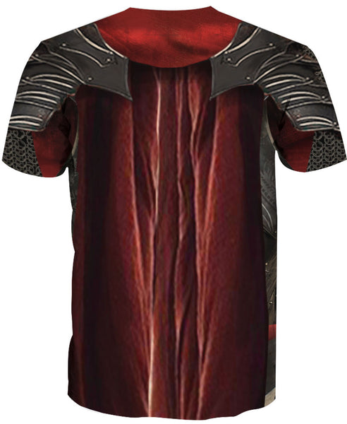 Knight Armor Hoodie A009
