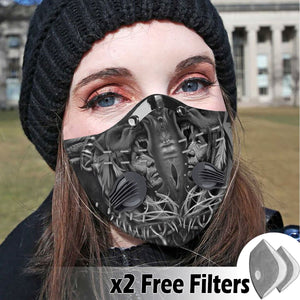 Activated Carbon Filter PM2.5 - Native Mask 28