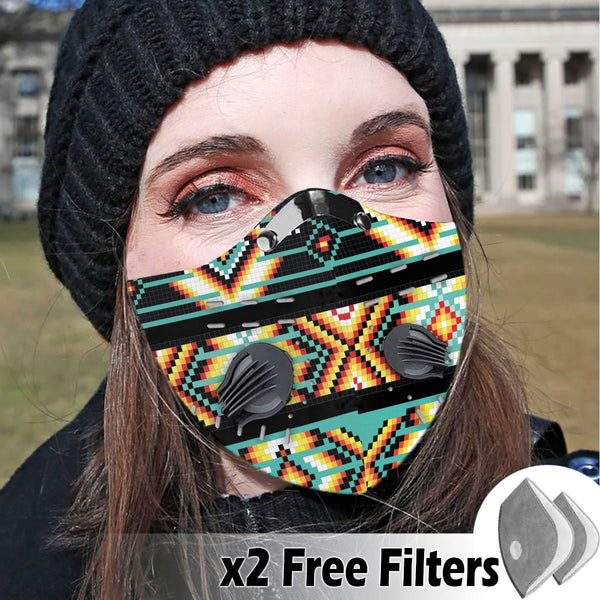 Activated Carbon Filter PM2.5 - Native Mask 30