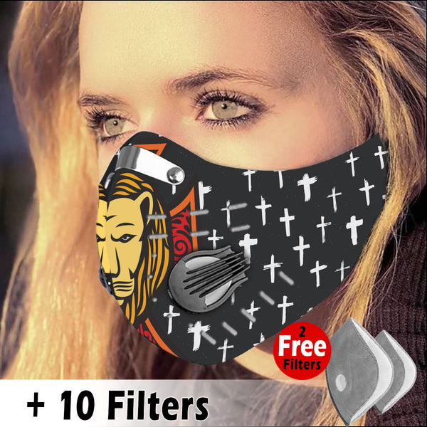 Activated Carbon Filter PM2.5 - Christian Mask 46
