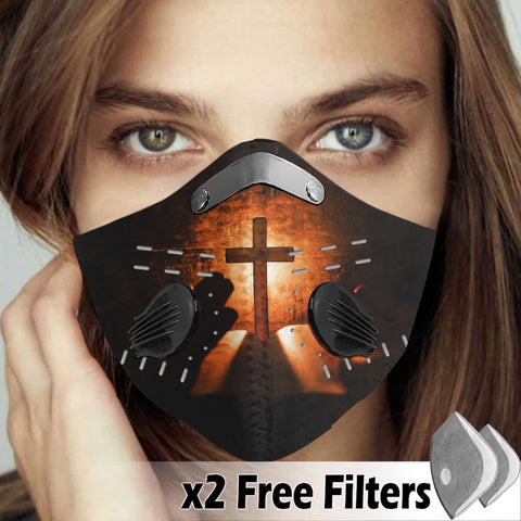 Activated Carbon Filter PM2.5 - Christian Mask 30