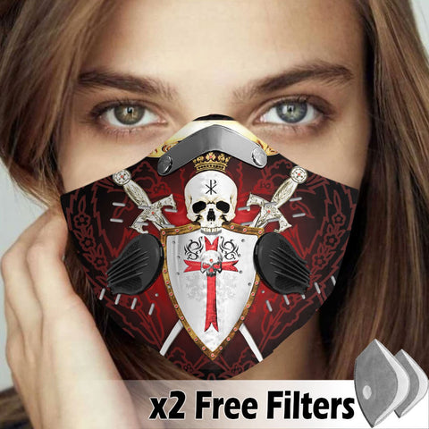 Activated Carbon Filter PM2.5 - Christian Mask 48