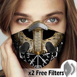 Activated Carbon Filter PM2.5 - Viking Mask 20