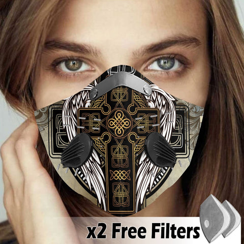 Activated Carbon Filter PM2.5 - Christian Mask 51